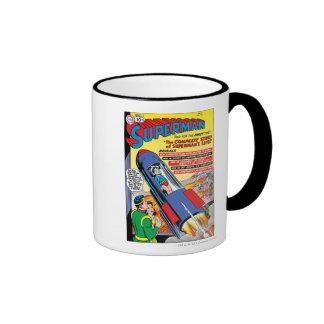 Superman #146 ringer mug