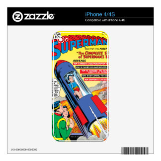 Superman #146 skins for iPhone 4