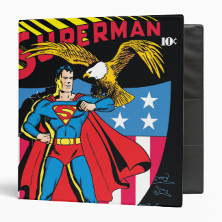 Superman #14 binder