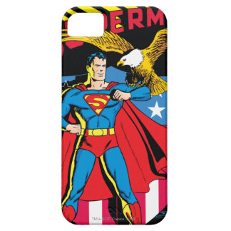 Superman #14 iPhone SE/5/5s case