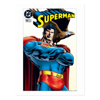 Superman #150 Nov 99 Postcard