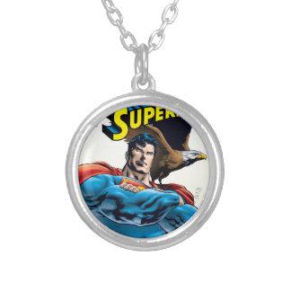 Superman #150 Nov 99 Silver Plated Necklace