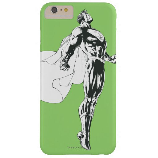 Superman 16 barely there iPhone 6 plus case