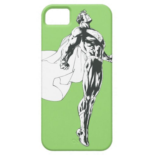 Superman 16 iPhone SE/5/5s case