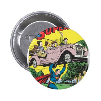 Superman #19 2 inch round button