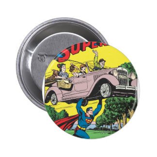 Superman #19 button