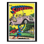 Superman #19 post cards