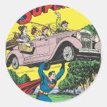 Superman #19 sticker