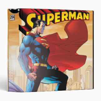 Superman #204 June 04 3 Ring Binder