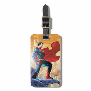 Superman #204 June 04 Luggage Tags
