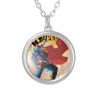 Superman #204 June 04 Round Pendant Necklace