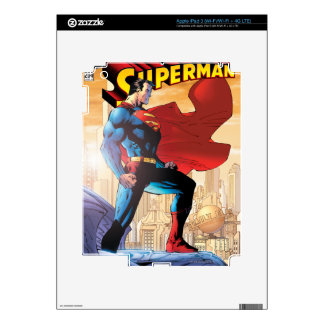 Superman #204 June 04 Decal For iPad 3