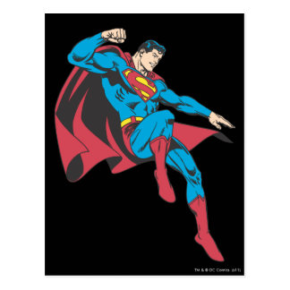 Superman 20 postcards