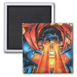 Superman #218 Aug 05 2 Inch Square Magnet