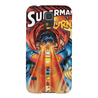 Superman #218 Aug 05 Galaxy S5 Case