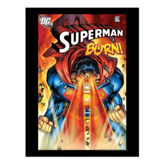 Superman #218 Aug 05 Postcard