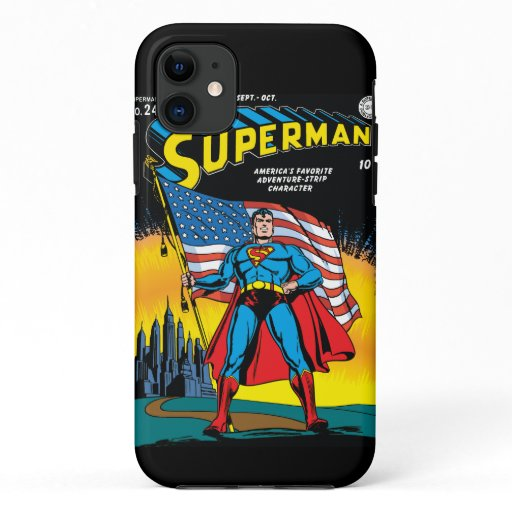 Superman #24 iPhone 11 case