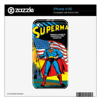 Superman #24 skins for iPhone 4