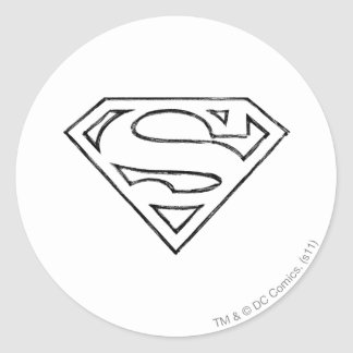 Superman 24 stickers