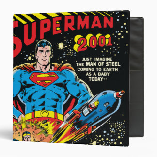 Superman #300 3 ring binder