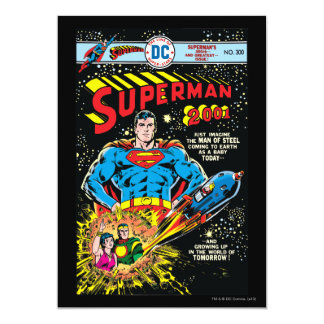 Superman #300 card