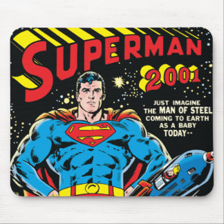 Superman #300 mouse pad