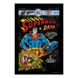 Superman #300 poster