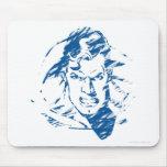 Superman 35 mouse pad