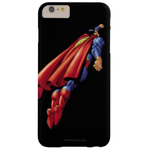 Superman 36 barely there iPhone 6 plus case