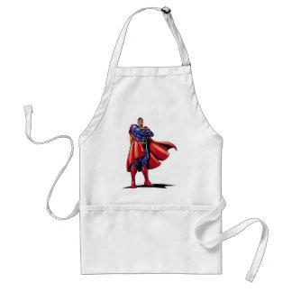 Superman 3 adult apron