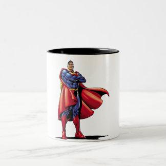 Superman 3 coffee mug
