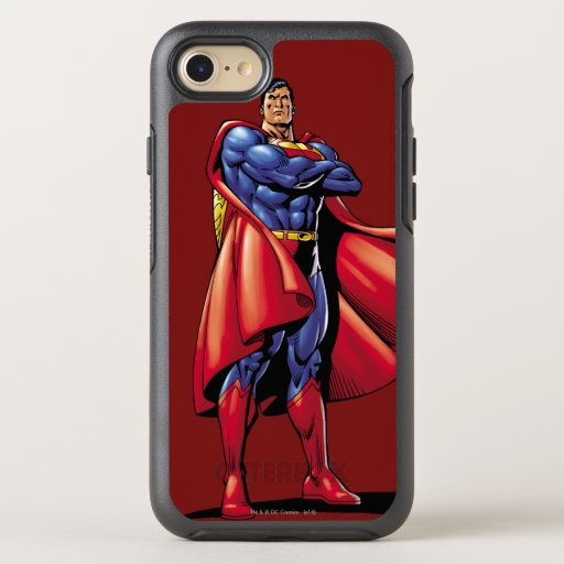 Superman 3 OtterBox symmetry iPhone SE/8/7 case