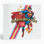Superman 3 Ring Binder