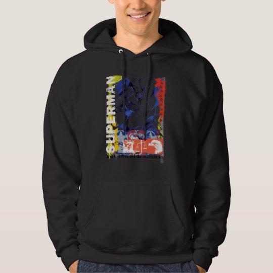 Superman 43 hoodie