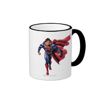 Superman 47 ringer mug