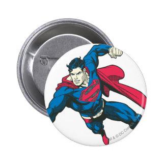 Superman 4 2 inch round button