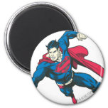 Superman 4 refrigerator magnet