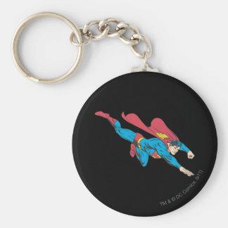 Superman 50 keychain