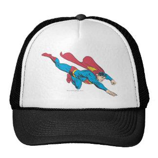 Superman 50 trucker hat