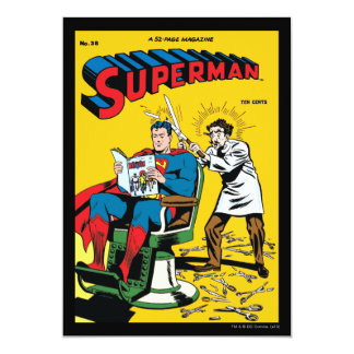Superman #52 card