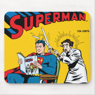 Superman #52 mouse pad