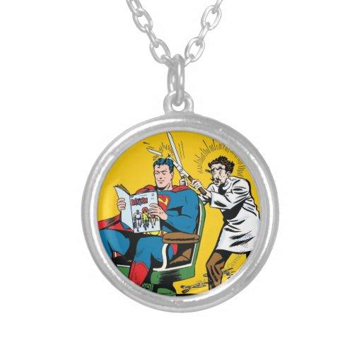 Superman #52 custom jewelry