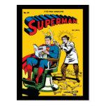 Superman #52 postcard