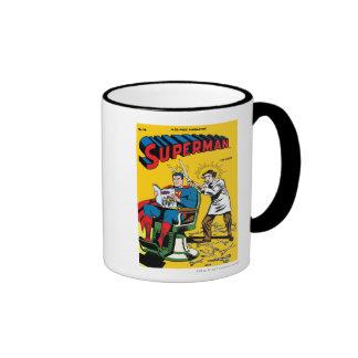 Superman #52 ringer mug