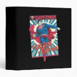 Superman 56 3 ring binders