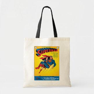 Superman #57 tote bag