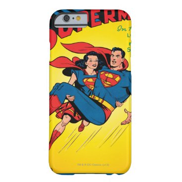 Superman #57 barely there iPhone 6 case