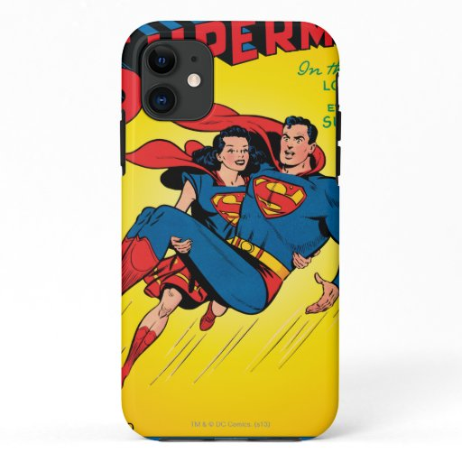 Superman #57 iPhone 11 case