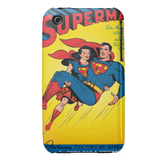Superman #57 iPhone 3 cover