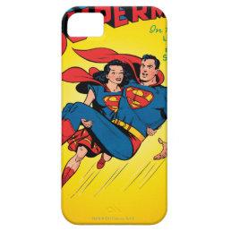 Superman #57 iPhone SE/5/5s case